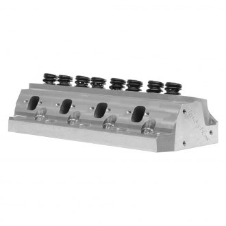 Trick Flow Specialties® - Twisted Wedge™ Track Heat™ Complete Cylinder Head