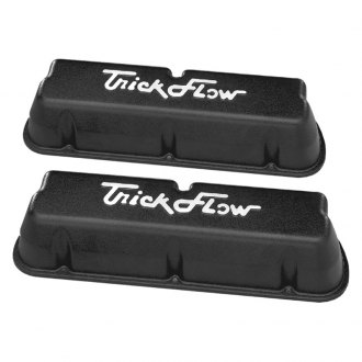 Trick Flow Specialties® - Cast Aluminum Valve Cover