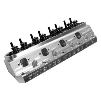 Trick Flow Specialties® - Twisted Wedge™ 11R Complete Cylinder Head