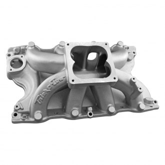 Trick Flow Specialties® - R-Series™ Natural Carbureted Single Plane Intake Manifold