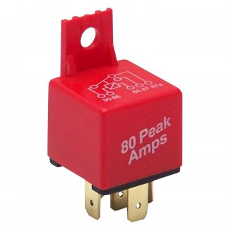 Trigger Horns® - 80 Peak Amp SPDT Automotive Relay