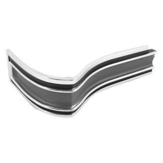 Trim Parts® - Lower Panel Body Side Molding Extension