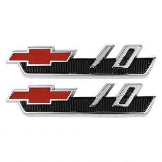 "Trim Parts® - ""Bowtie 10"" Front Fender Emblems"