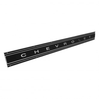 Trim Parts® - Chevrolet Style Tailgate Panel