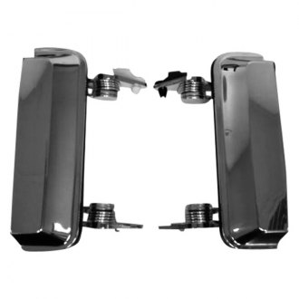 Trim Parts® - Driver and Passenger Side Door Handles Assembly
