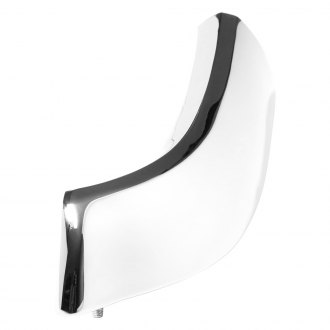 Trim Parts® - Driver and Passenger Side Hood Bar Extensions