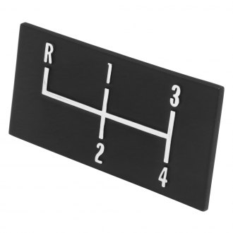 Trim Parts® - Console Shift Plate