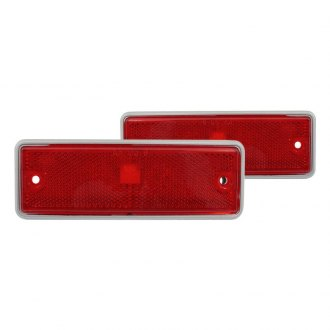 Trim Parts® - Rear Replacement Side Marker Lights
