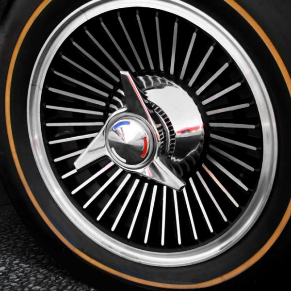 Trim Parts® - Chevy Impala SS Wheel Cover Spinner