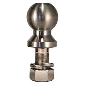 "Trimax® - 2"" Razor Chrome Trailer Hitch Ball"
