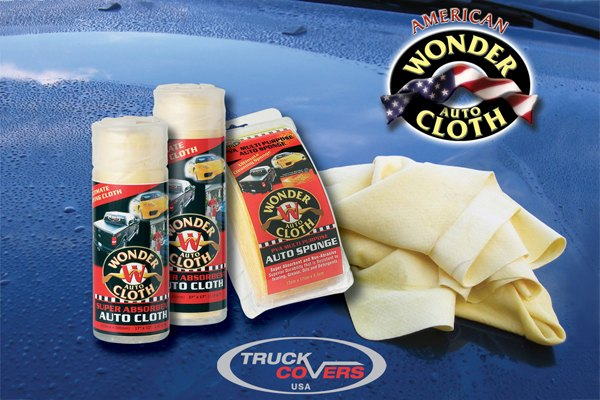 Truck Covers USA® - American Wonder Auto Cloth Pack