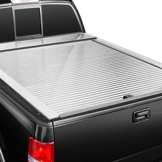 Truck Covers USA® - American Roll Tonneau Cover, Closed