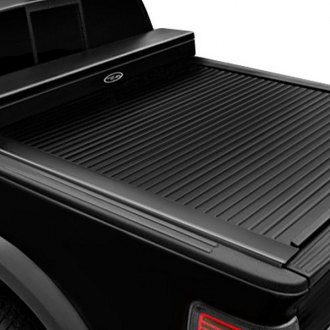 Truck Covers USA® - American Work Jr. Retractable Tonneau Cover Tool Box