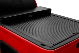 Image may not reflect your exact vehicle!Truck Covers USA® - American X Box Tonneau Cover, Closed