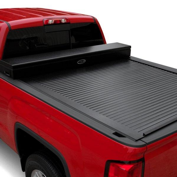 Truck Covers Usa Chevy Silverado 2500 Hd 3500 Hd 6 8 82 2 Bed 2020 American X Box Work Jr Tool Box Hard Retractable Manual Tonneau Cover