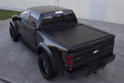 Truck Covers USA® Retractable Tonneau Cover Installation Video (HD)