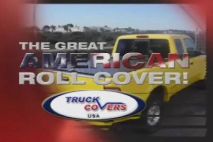 Truck Covers USA® American Roll Tonneau Cover Installation Video