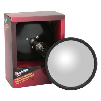 "Truck-Lite® - 5"" Round Small Flat Glass Mirror Head"