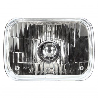 "Truck-Lite® - 7x6"" Rectangular Euro Headlights"