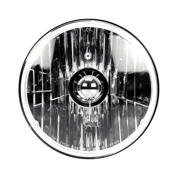 "Truck-Lite® - 7"" Round Chrome Headlight"