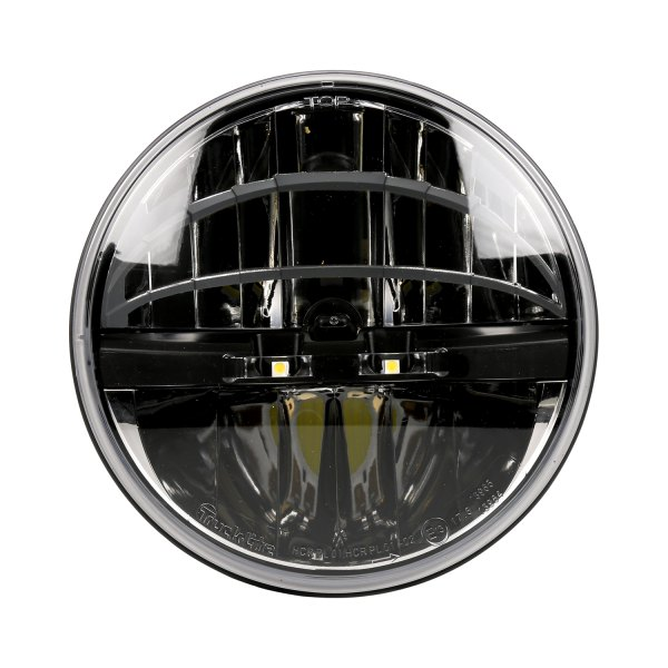 "Truck-Lite® - 7"" Round Driver Side Chrome LED Headlight"