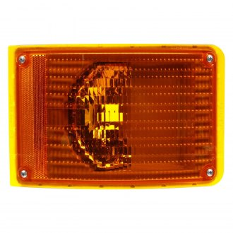 Truck-Lite® - Yellow Rectangular Signal-Stat Navistar Front/Park/Turn Light