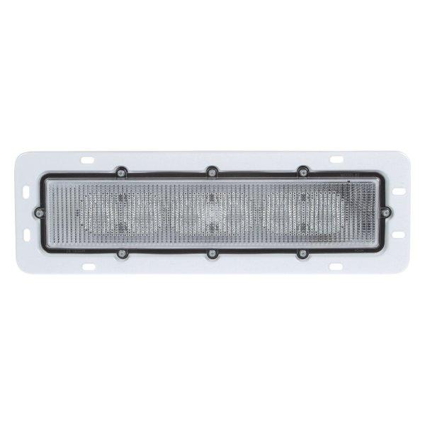 Truck Lite 80250c 80 Series Clear Rectangular 6 Led Dome Light