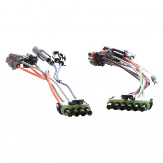 "Truck-Lite® - Snow Plow ATL 10"" Driver and Passenger Side 5 Plug Wiring Harness Kit"