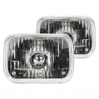 Truck-Lite® - Rectangular Crystal Sealed Beam Headlights
