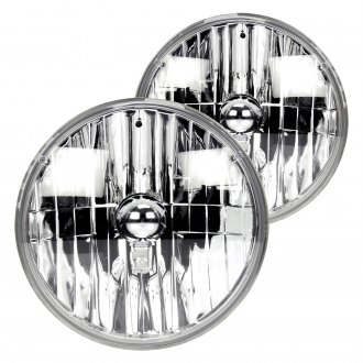 Truck-Lite® - Round Crystal Sealed Beam Headlights
