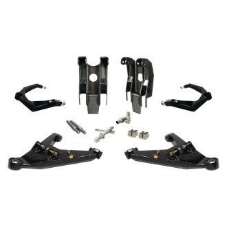 "True Travel Dynamics® - 2"" Front Long-Travel Suspension Kit"