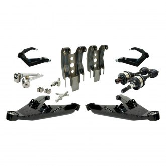 "True Travel Dynamics® - 4.5"" Front Long-Travel Suspension Kit"