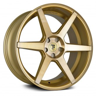 TRUFORM® - TF103 Gold with Brushed Face