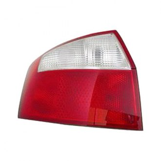 TruParts® - Black Factory Replacement Tail Lights