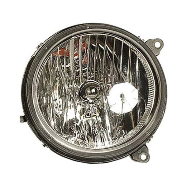 Truparts Penger Side Replacement Headlight