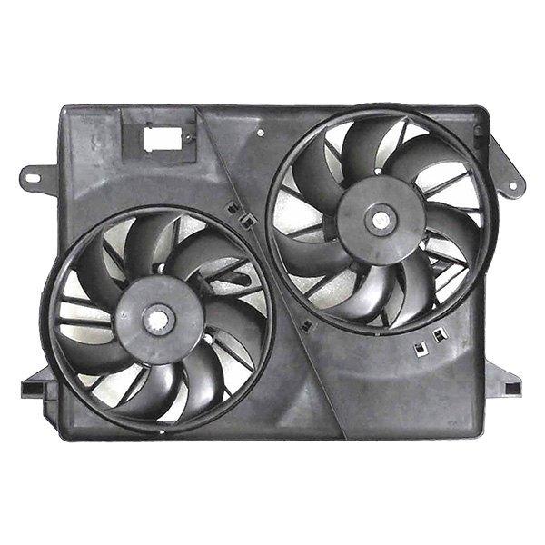 Mopar 05072330AB Engine Cooling Fan Motor//Radiator Fan Motor