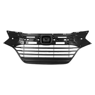 HO1036132 New Replacement Front Bumper Cover Grille Fits 2019 Honda HRV
