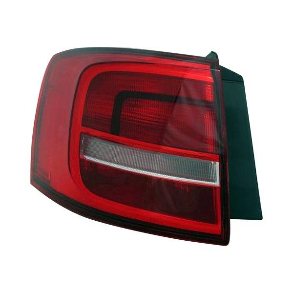 Genuine Volkswagen Jetta Taillight Tail Lamp Brake Light Left Driver Quarter OE