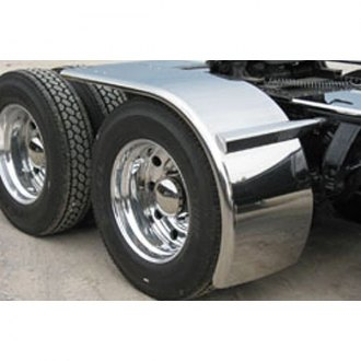 TRUX® - Rear Driver and Passenger Side Half Fenders