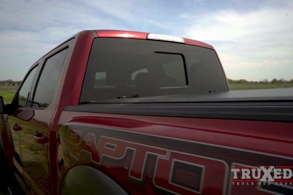 TruXedo® Sentry™ Hard Rolling Tonneau Cover (HD)