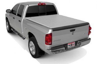 TruXedo® - Lo Pro QT Roll-Up Tonneau Cover, Closed