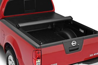 TruXedo® - TruXport Roll-Up Tonneau Cover, Mid Open