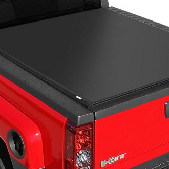 TruXedo® - Charcoal Gray Lo Pro QT Roll-Up Tonneau Cover