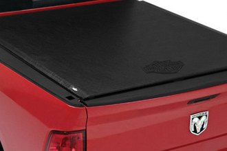 TruXedo® - Lo Pro QT™ Harley-Davidson Edition Roll-Up Tonneau Cover