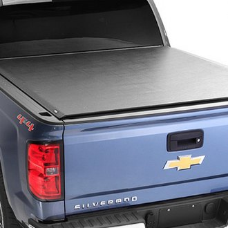 TruXedo® - Roll-Up Tonneau Cover with Fold-Up Front Section