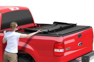 TruXedo� - Deuce Hinged Roll-Up Tonneau Cover, Front Hinged Section