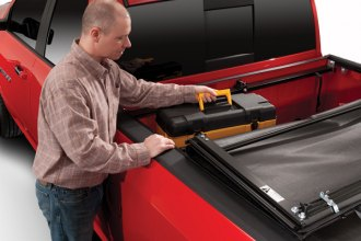 TruXedo� - Deuce Hinged Roll-Up Tonneau Cover, Quick Cargo Access
