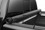 TruXedo® - Deuce Hinged Roll-Up Tonneau Cover, Rail System