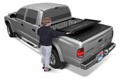TruXedo� - Deuce Hinged Roll-Up Tonneau Cover