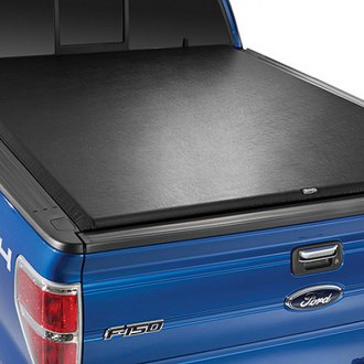 Image may not reflect your exact vehicle! TruXedo� - Edge Roll-Up Tonneau Cover, Closed